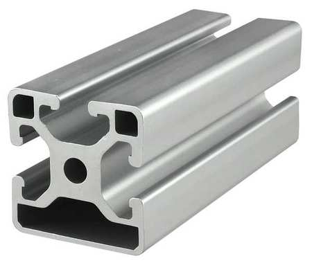 80/20 Framing Extrusion, T-Slotted, 40 Series 40-4003-4M | Zoro.com