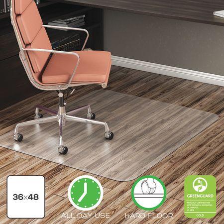 Zoro Select Chair Mat Rectangular 36 X 48 In 29pl76 Zorocom