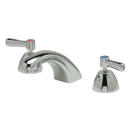 Zurn Bathroom Faucet zurn industries bathroom faucet gooseneck spout, chrome, 2 holes