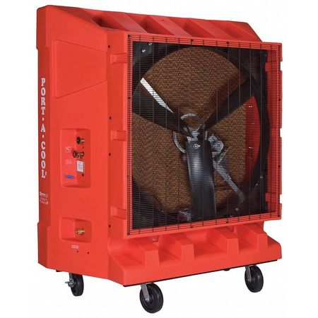 20000 cfm Portable Evaporative Cooler,  115V