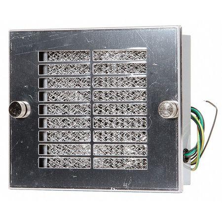"7-3/8"" Square Axial Fan,  115VAC"