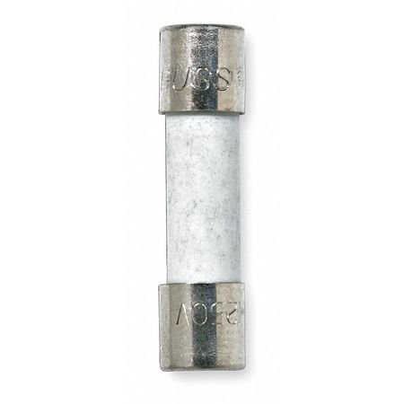 1-6/10A Time Delay Cylindrical Ceramic Fuse 250VAC 5PK