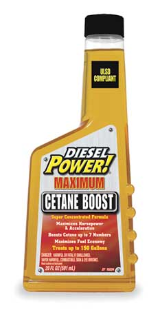 Diesel Fuel Cetane Boost, 20 oz