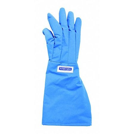Cryogenic Glove, Size 17 to 18 In., L, PR