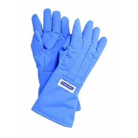 Cryogenic Glove, S, Size 14 to 15 In., PR