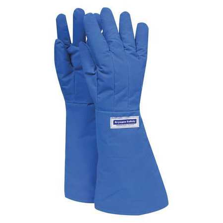 Cryogenic Glove, Size 17 to 18 In., PR