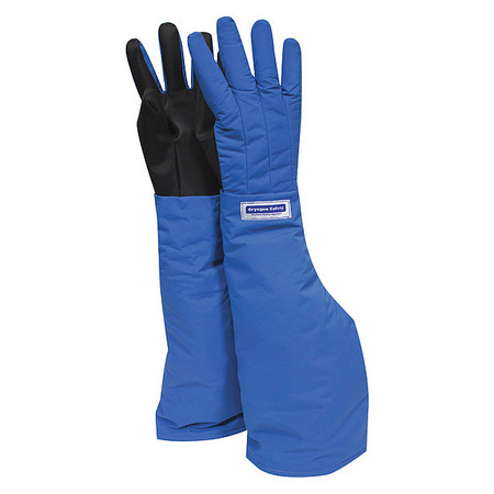Cryogenic Glove, XL, Olefin/Polyester, PR