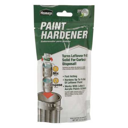 Paint Hardener, Disposal Medium