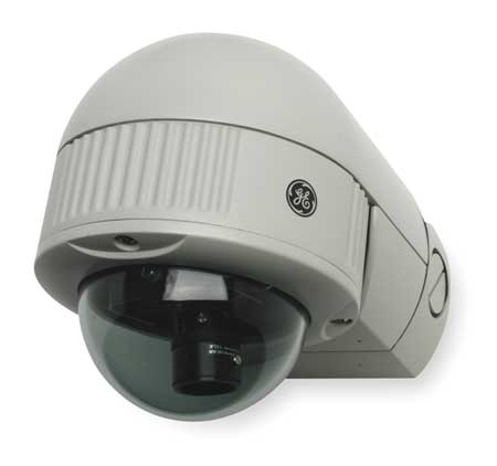 Dome Camera, Wall Mount, Alum
