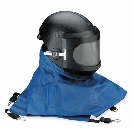 Abrasive Blasting Helmet Assembly