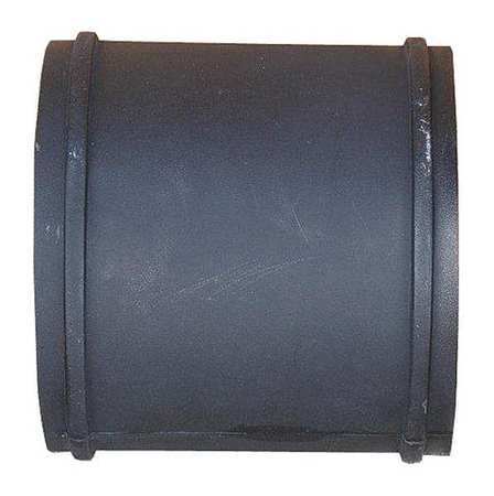 Duct To Duct Connector, Polyethylene