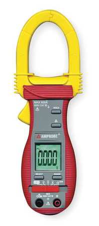 Digital Clamp Meter, 1000A, 600V