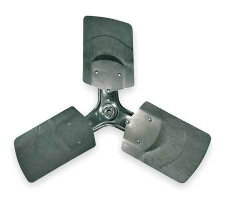 Replacement Propeller, 24 In, 3 Blade