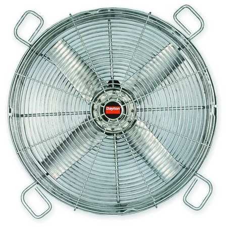 Transformer Fan, 115/230V, 16 in., 4590 cfm