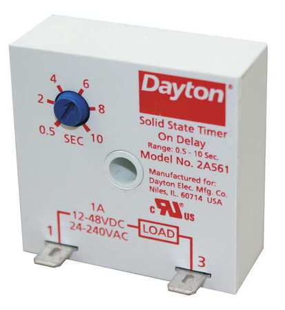 Solid-State Output Time-Delay Relays