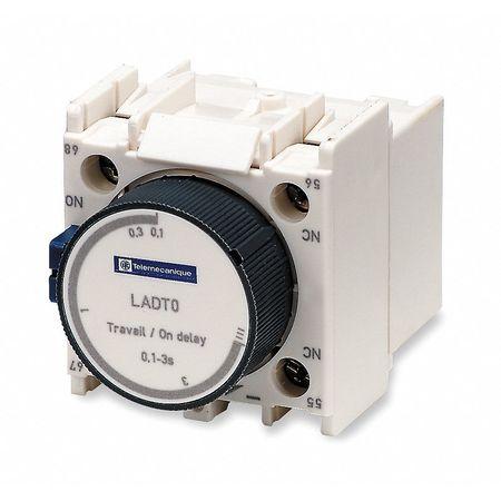 IEC Timer Module, 1NO/1NC, 10 to 180sec