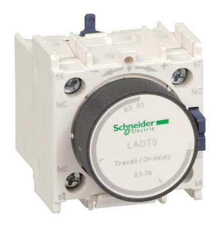 IEC Timer Module, 1NO/1NC, .1 to 3sec