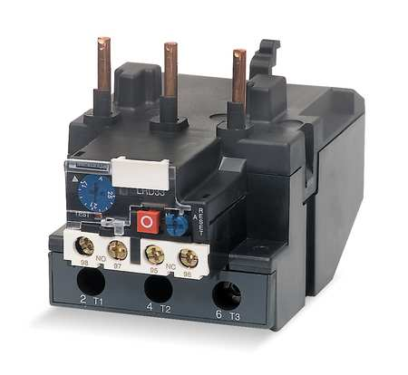 Ovrload Rely, 80 to 104A, Class 10, 3P, 690V