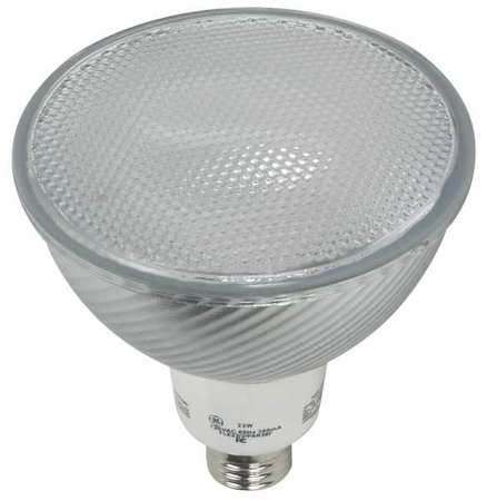 GE LIGHTING 23W,  PAR38 Screw-In Fluorescent Light Bulb