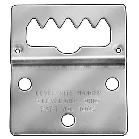Hanger, 3 Hole Adj, 2 W x2 1/4 L, Pk2