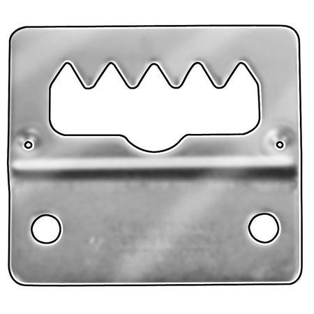 Hanger, 2 Hole Adj, 2 W x1 3/4 L, Pk2