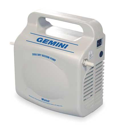 Vacuum Pump, 0.005 HP, 12 VDC