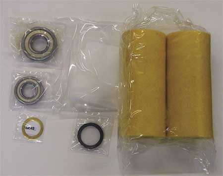 Rebuild Kit, For Use with 5F243, 5JEP7