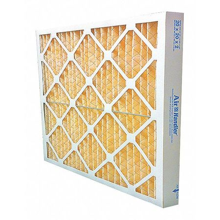 "High Capacity Diamond Pleated Filter,  14x25x2"",  MERV11"