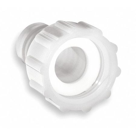 Garden Hose Adapter, 3/16 In Barb, PK10