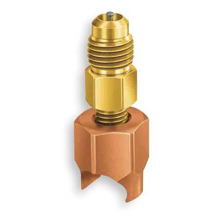 "Line Piercing Saddle Valve, 7/8"" OD, PK2"