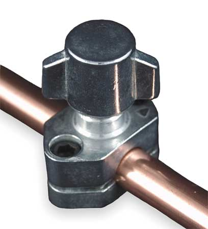 "Line Piercing Valve, 1/2"" and 5/8"" OD"