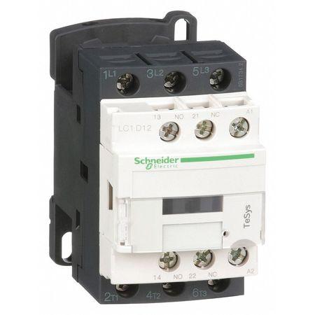 120VAC Non-Reversing IEC Magnetic Contactor 3P 12A