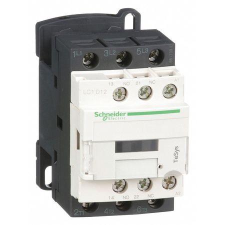 24VAC Non-Reversing IEC Magnetic Contactor 3P 12A
