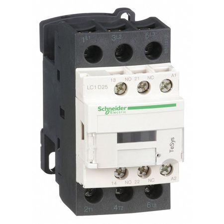 24VAC Non-Reversing IEC Magnetic Contactor 3P 25A