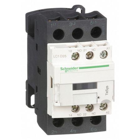 240VAC Non-Reversing IEC Magnetic Contactor 3P 25A