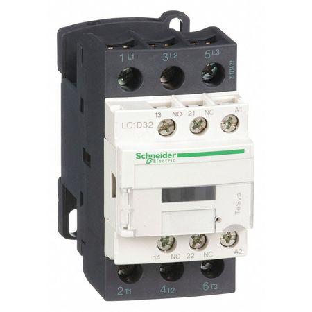 24VAC Non-Reversing IEC Magnetic Contactor 3P 32A