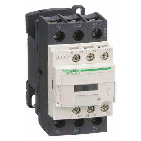 240VAC Non-Reversing IEC Magnetic Contactor 3P 32A