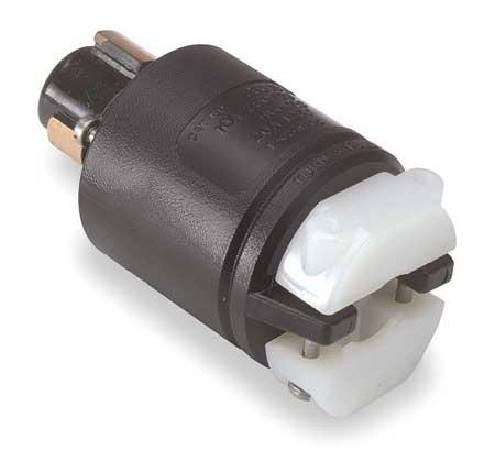 20/10A Locking Plug 2P 3W 125VAC/DC 250VDC 480VAC