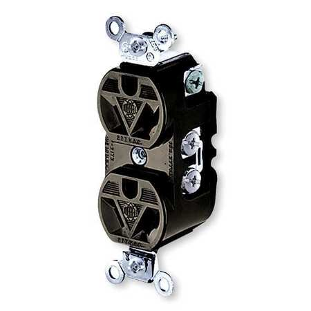 hubbell wiring device kellems 15a duplex receptacle 277vac. Black Bedroom Furniture Sets. Home Design Ideas