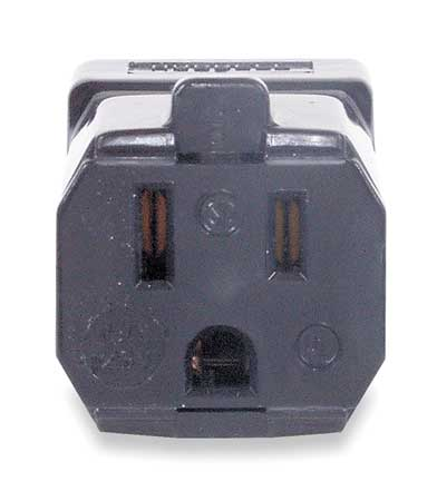 Connector, 5-15R, 15A, 125V
