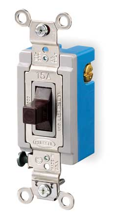 Wall Switch, 120/277V, 20A, 3-Position