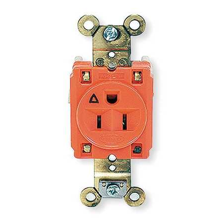 15A Single Receptacle 125VAC 5-15R OR