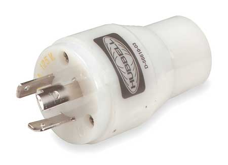 Plug Adapter, 20A, 125V