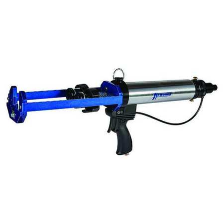 Applicator, Pneumatic, Dual, 16 And 22 oz.