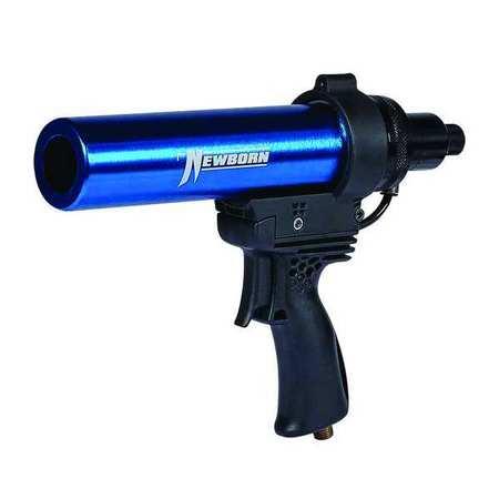 Pneumatic Caulk Gun,  10 oz.,  Aluminum