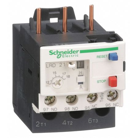 Ovrload Relay, 12 to 18A, 3P, Class 10, 690V