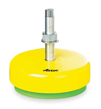 Leveling Mount,  2700 Lb Cap,  2 In