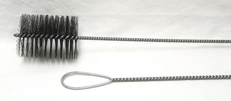 Furnace Boiler Brush, Dia 3, Length 42