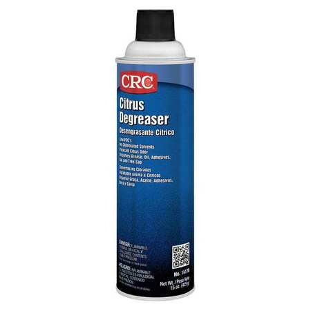 Degreaser, 15 oz., Aerosol Can