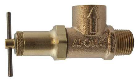 Adjustable Relief Valve, 1/2 In, 250 psi